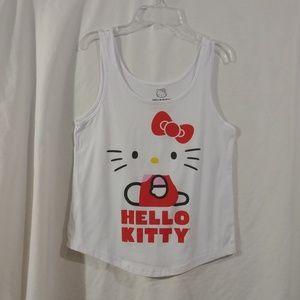 Hello Kitty Gaphic Tank Top